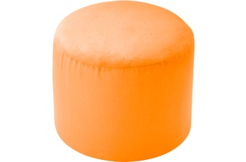 linke licardo Möbelhocker, rund Alka light-orange Ø 50 cm
