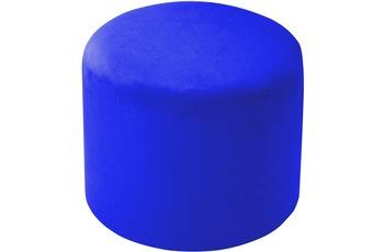 linke licardo Möbelhocker, rund Alka royal-blue Ø 50 cm