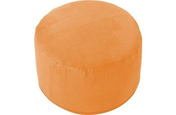 linke licardo Sitzkissen, Alka light-orange Ø 50/ 34 cm