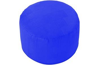 linke licardo Sitzkissen, Alka royal-blue Ø 50/ 34 cm