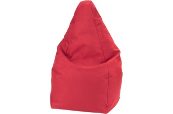 linke licardo Sitzsack, Alka rot 70 cm hoch