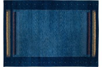 Luxor Living Gabbeh-Teppich Brossard blau