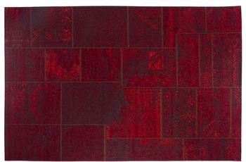 Luxor Living Teppich Barock rot