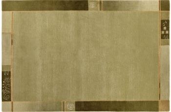 Luxor Living Teppich Dharan gr�n 120 x 180 cm