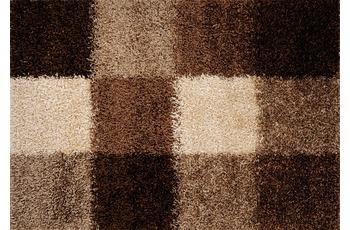 Luxor Living Teppich Faenza Karo beige-braun 170 x 240 cm