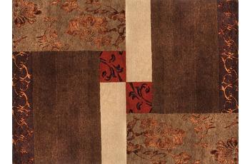 Luxor Living Teppich Tingri braun 170 x 240 cm