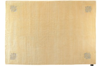 Luxor Style Teppich Queen creme 140 x 200 cm