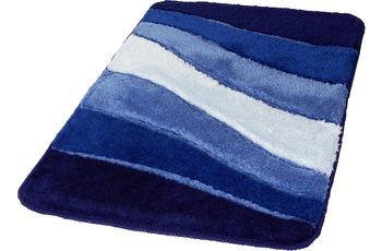 Meusch Bad-Teppich Ocean Royalblau 55 cm x 65 cm