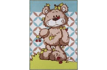 nici , Teppich Nici, Lovely Bear, grün