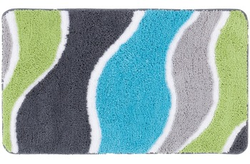 Obsession Runway 205 aqua 65 x 110 cm
