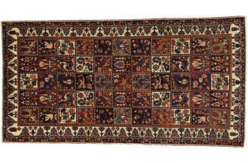 Oriental Collection Bakhtiar-Teppich, 160 x 305 cm