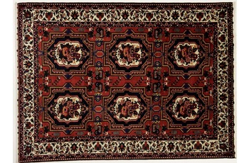 Oriental Collection handeknüpfter Teppich, Bakhtiar, 100% Wolle, 220 x 300 cm