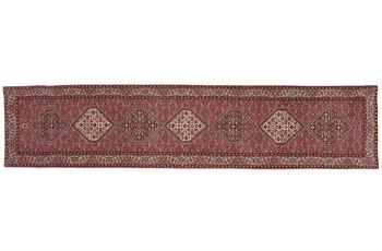 Oriental Collection Bidjar Teppich, Perser, 100% Schurwolle, 86 x 390 cm