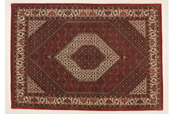 Oriental Collection Bidjar m.Seide rot 76047, Perser-Teppich
