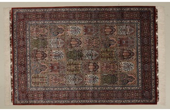 Oriental Collection China Hereke Seide Multi 76015