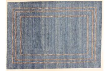Oriental Collection Gabbeh-Teppich, blau 99690, 207 x 285 cm