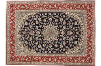 Oriental Collection Isfahan Teppich, handgeknüfter Perser Teppich, 265 x 363 cm