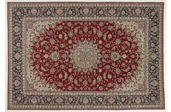 Oriental Collection Isfahan Teppich, Perser, handgefertigt, reine Wolle, 260 x 372 cm