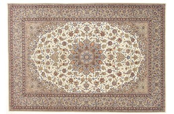 Oriental Collection Perser Teppich, Isfahan, handgekn�ft, 255 x 370 cm