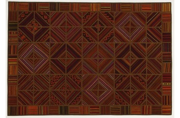 Oriental Collection Kelim Patchwork, 165 x 239 cm
