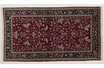 Oriental Collection Kerman Teppich, Perser, handgeknüpft, 70 x 133 cm