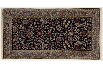 Oriental Collection Kerman Teppich, reine Wolle, 68 x 130 cm