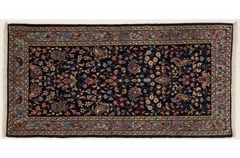 Oriental Collection Kerman Teppich, handgekn�pft, reine Schurwolle, 67 x 132 cm