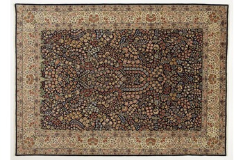 Oriental Collection Perser Teppich, Kerman, reine Wolle, 250 x 348 cm