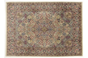 Oriental Collection Kerman Teppich, Perser, handgefertigt, 253 x 350 cm