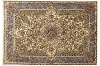 Oriental Collection Kerman Teppich, echter Perser, handgeknüpft, 248 x 368 cm