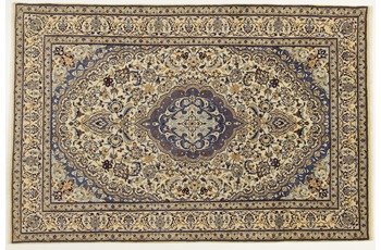 Oriental Collection Nain Teppich, Schurwolle, Perser 12la, 200 x 300 cm
