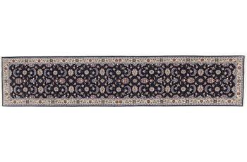 Oriental Collection Nain Teppich, Perser-Teppich, handgeknüpft 9la, 72 x 350 cm