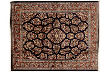 Oriental Collection Perser Teppich, Sarough, handgeknüpft, 207 x 263 cm