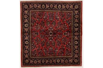 Oriental Collection Teppich, Sarough, Perser-Teppich, handgekn�pft, reine Schurwolle, florale Ornamentik, 217 x 228 cm