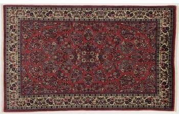 Oriental Collection Sarough Teppich, Perser, reine Schurwolle, 130 x 210 cm