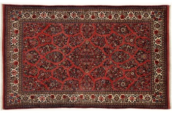 Oriental Collection Sarough Orient Teppich, Perser, 163 x 263 cm