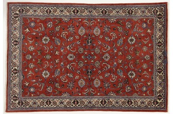 Oriental Collection Teppich, Sarough, Perser-Teppich, handgekn�pft, reine Schurwolle, florale Ornamentik, 167 x 241 cm