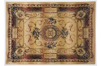 Oriental Collection Teppich Gabiro, 856, beige 120 cm rund