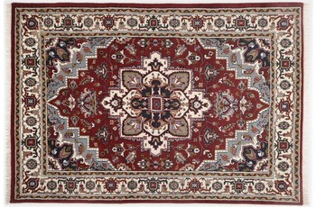 Oriental Collection Teppich Imperial Heriz, Heriz, red /  cream 70cm x 140cm