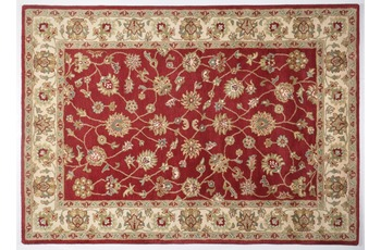 Oriental Collection Ziegler Teppich, Royal Ziegler, 503, red /  cream