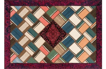 Orig. pers. Patchwork 7361 rot