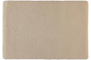 Rhomtuft Badteppich ASPECT  beige 80 x 160 cm