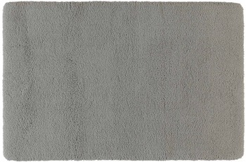 Rhomtuft Badteppich ASPECT  kiesel 80 x 160 cm