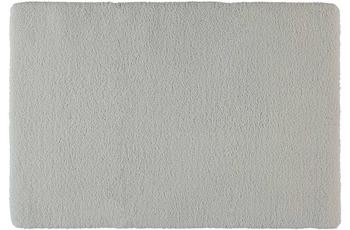 Rhomtuft Badteppich ASPECT  perlgrau 80 x 160 cm