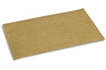 Rhomtuft Plain caramel 70 cm x 120 cm