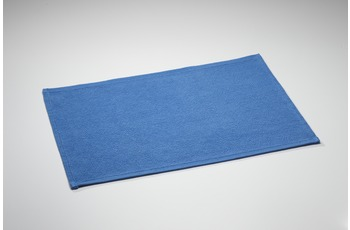 Rhomtuft Plain jeans 70 cm x 120 cm