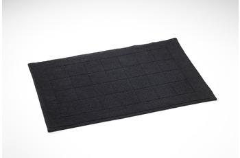 Rhomtuft Relax schwarz 70 cm x 120 cm