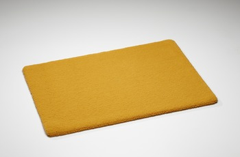 Rhomtuft Badematte Square curry 50 cm x 60 cm