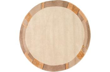 Luxor Living Manali 101 beige Rund 200 x 200 cm