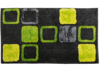 Schöner Wohnen Badteppich Mauritius Des. 004 Col. 030 Box grün